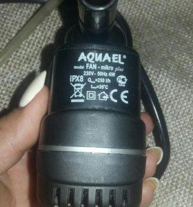 Мини Фильтр для аквариума AQUAEL Fan-mikro plus