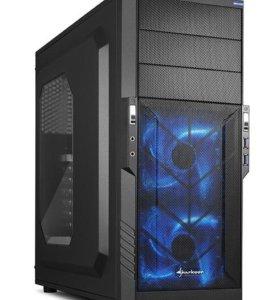 """""""Intel"""" Новый Игровой для Интернета и Игр с GT1030"""