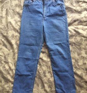 Итальянские джинсы классический деним Coveri
