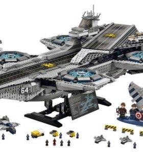 Сборка Лего