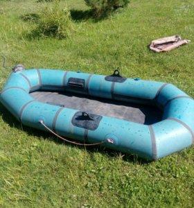 Лодка резиновая ветерок 1
