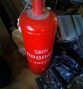 Баллон газовый 50 литров НОВЫЙ