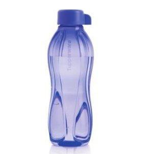 Эко-бутылка с завинчивающейся крышкой