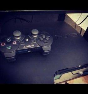 Sony PS3 320Gb + 18 игр в подарок!