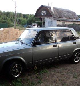 ВАЗ (Lada) 2107, 2010