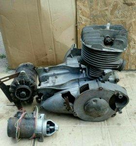 Двигатель СДЗ