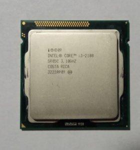 Intel Core i3-2100 + Gigabyte GA-P61-S3-B3