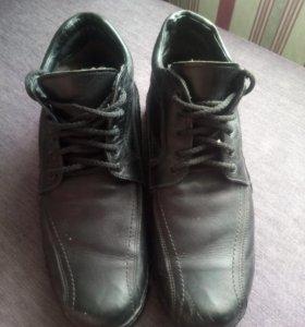Ботинки зимние размер 47