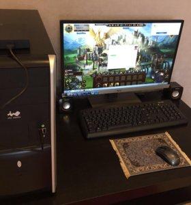 Новый игровой компьютер