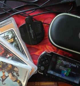 PSP + Море игр