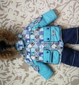 Зимний костюм  Kiko