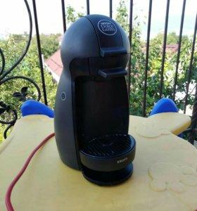 Капсульная кофе машина новая