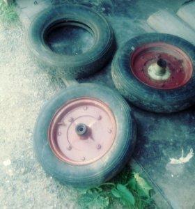 Колеса от моторолера