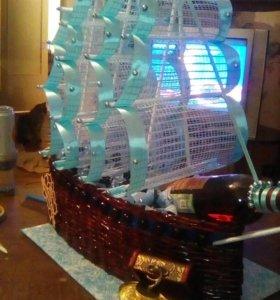 Корабли ручной работы