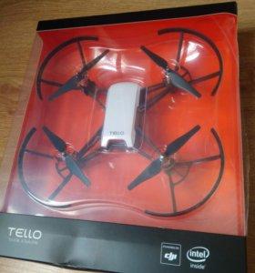 Новый квадрокоптер DJI Tello