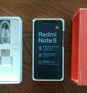 Xiaomi Redmi Note 5 (4/64 гб)