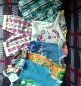 Одежда для мальчика 1,5-2 года