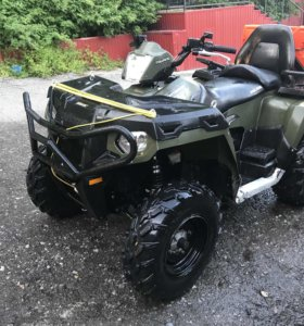 Polaris sportsmen touring 500 h.o.