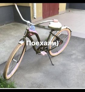 Велосипед круизер Schwinn
