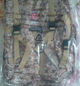Фирменный рюкзак от MSI