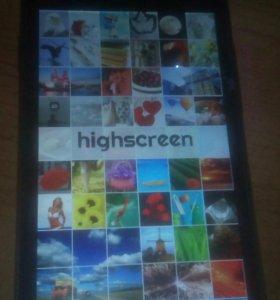 телефон highscreen zera s