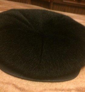 Зимняя кепка