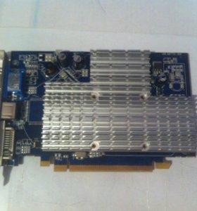 Видеокарта Radeon X1300 512m ddr2