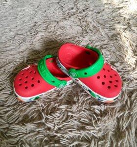 """Сабо детские фирмы «Crocs"""""""