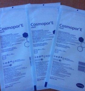 Повязки Cosmoporпослеоперационные,пластырного типа