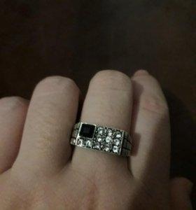 Кольцо серебро!