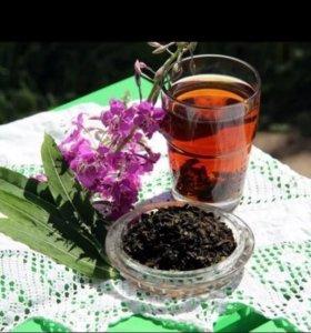 Ферментированный чай из Иван-чая.