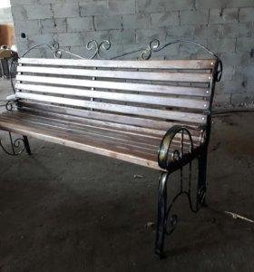 Садовая (дачная) мебель (столы, стулья, лавочки)