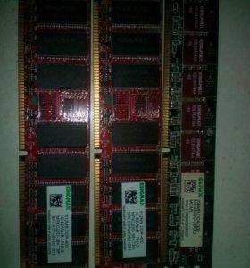 Оперативная память DDR 512