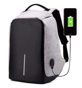 Рюкзак с зарядкой