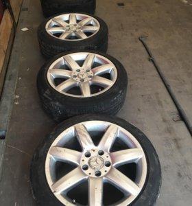 Mercedes оригинальные диски R17