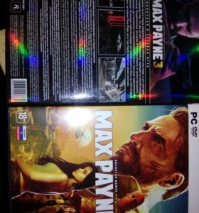 Max Payne 3 компьютерная игра оригинал