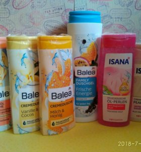 Гели для душа Balea