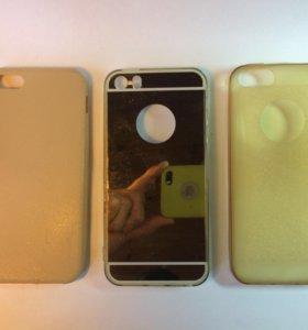 iPhone 5,5s,se / чехлы айфон