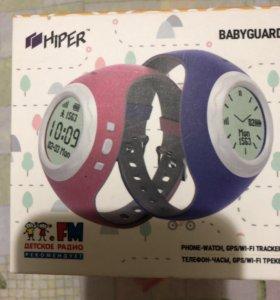 Детские Смарт Часы BabyGuard Hiper