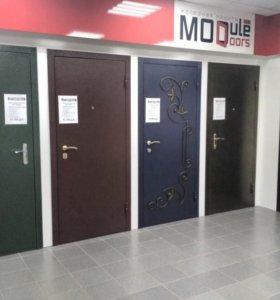 Стальные двери МОДУЛЬ