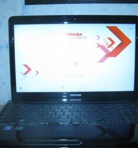 "Игровой Toshiba Led 15.6"" озу 8 гб DDR3 A4 3305 X2"