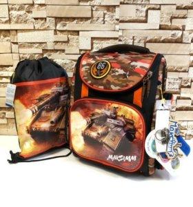 Рюкзак школьный + сумка
