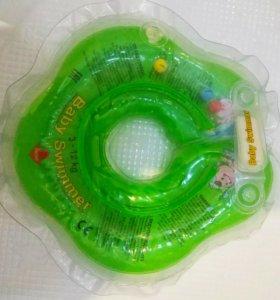 Круг для купания+горка+сиденье+ножки для ванночки