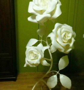 Цветы ростовые, прокат, изготовление на заказ.