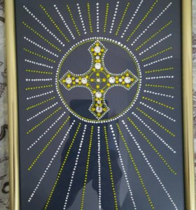 Аар Айыы итэҕэлин бэлиэтэ (Тенгрианский крест)