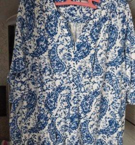 Блузка трикотажная!!!
