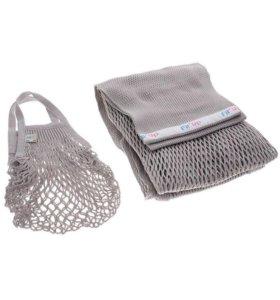 Слинг-шарф Fil'Up - серый, 440 см
