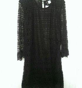 Платье кружевное H&M