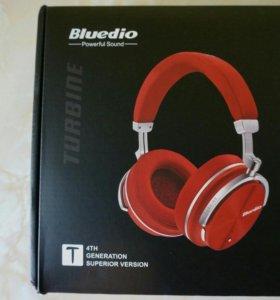 Bluedio Turbine T4S, наушники гарнитура(bluetooth)