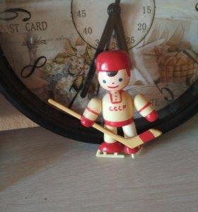 Сувенир хокеист СССР